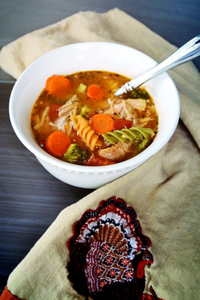 Turkey Frame Soup - Food 4 Success, LLC