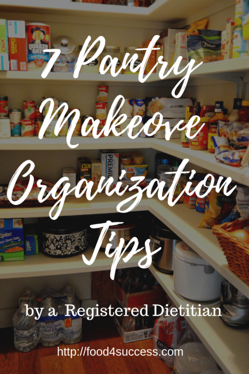 7 Pantry Organization Makeover Tips