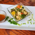 cauliflower rice stirfry