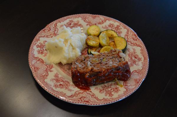 'Mazing Meatloaf